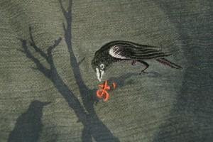 手書き文字刺繍 (4)