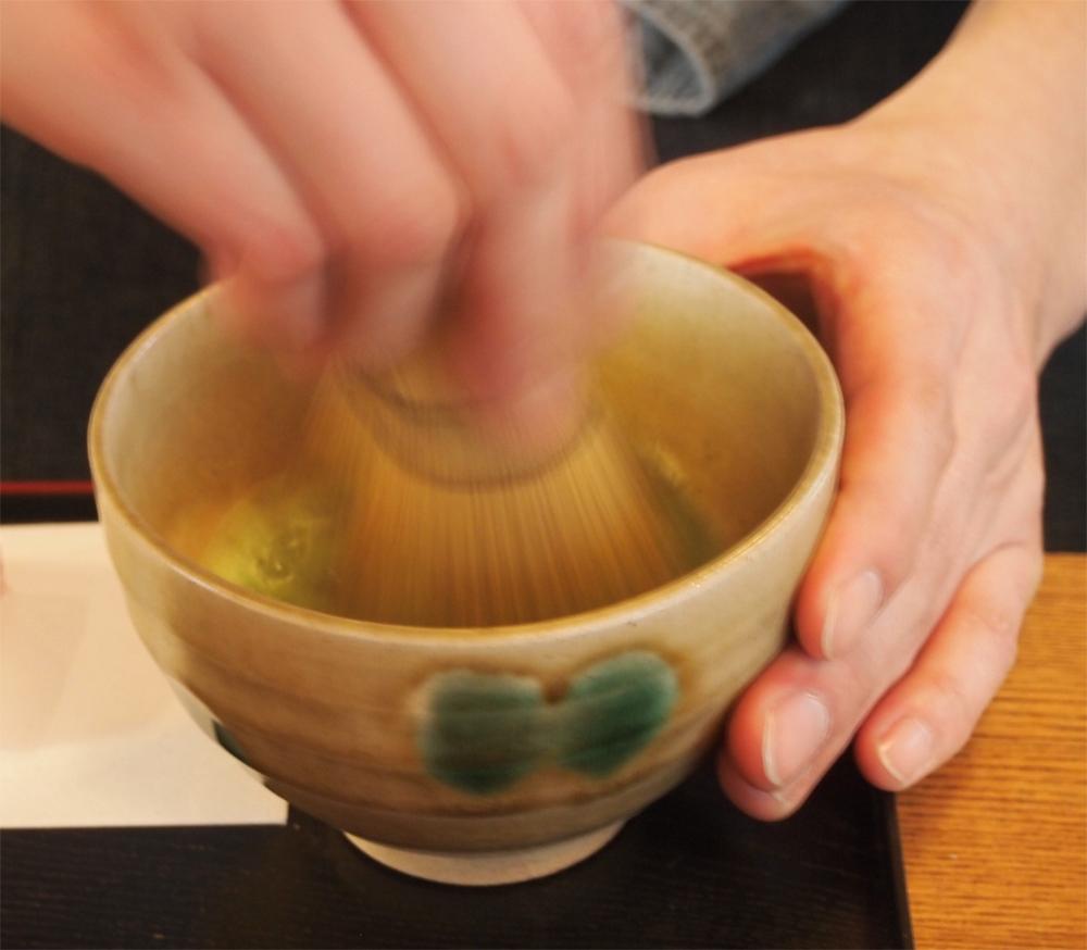 リニューアル記念お抹茶プレゼント (7)