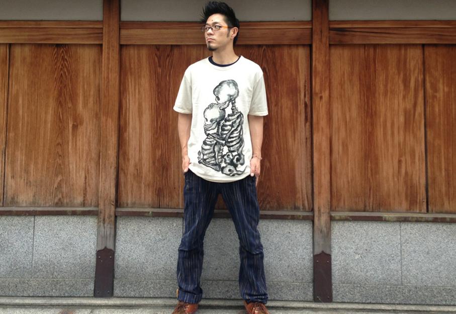 寺町 ガイコツ3作品 (4)