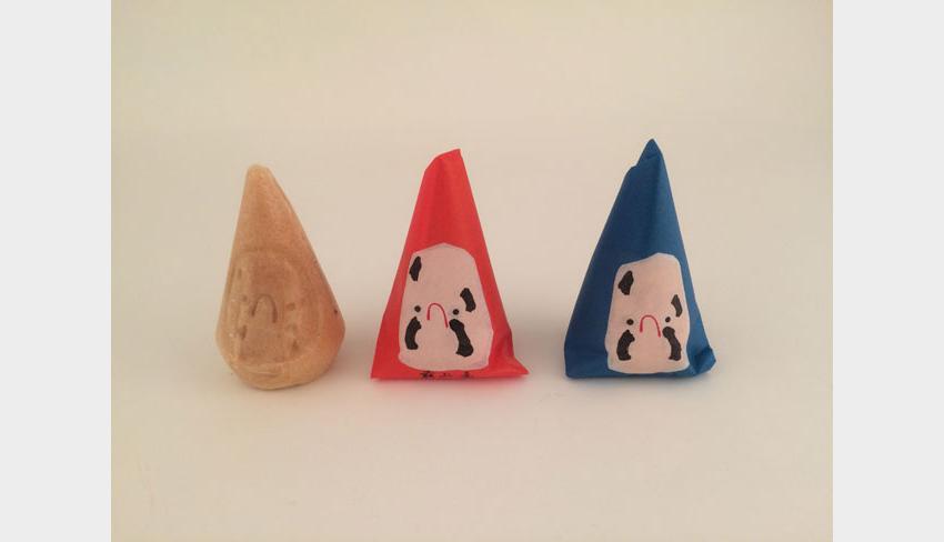 写真3三角だるま (1)
