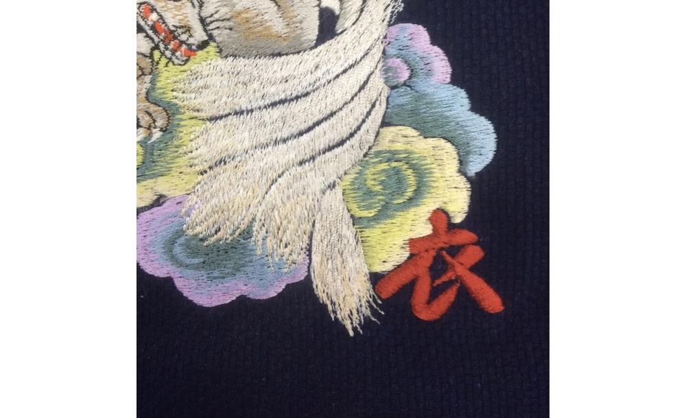 刺し子と刺繍