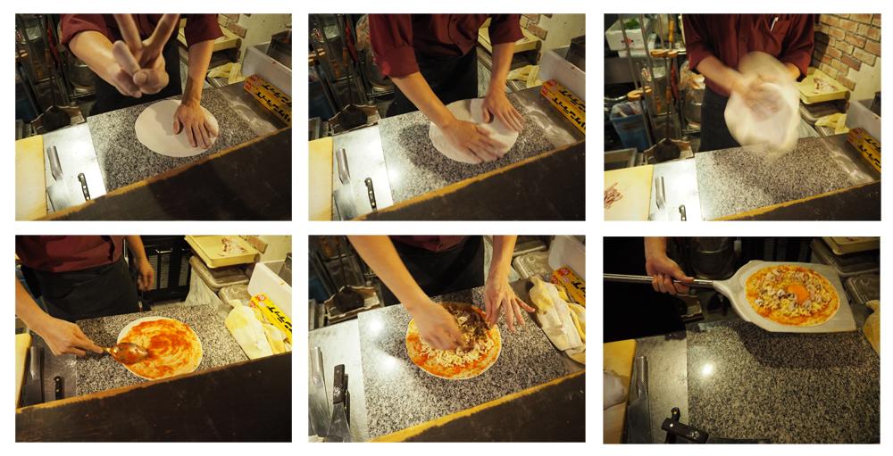 ピザ作り5