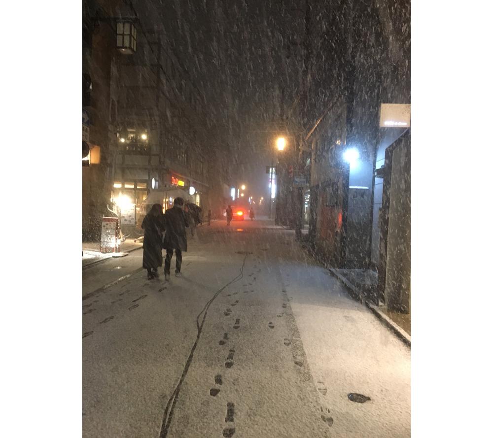 住 雪の京都2