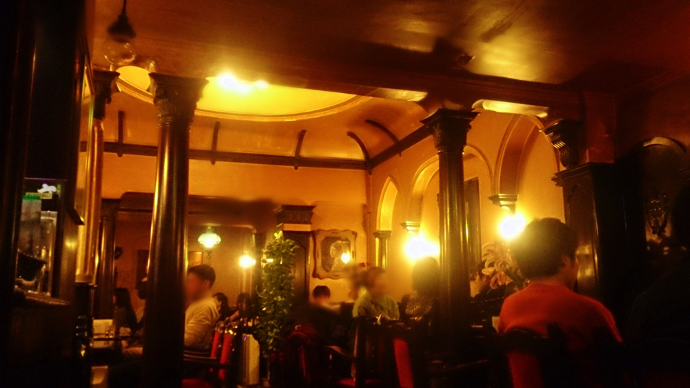 フランソワ喫茶室 (1)