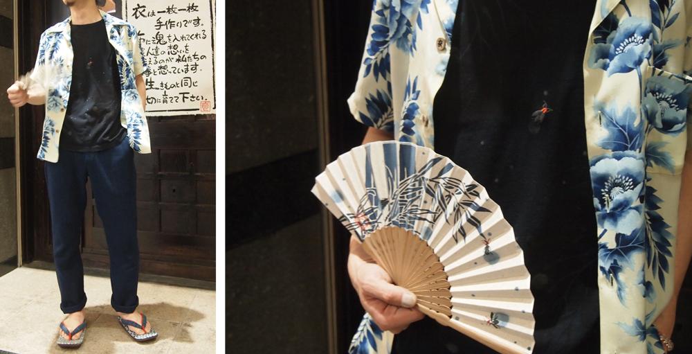 日本人の季節を楽しむファッション感覚