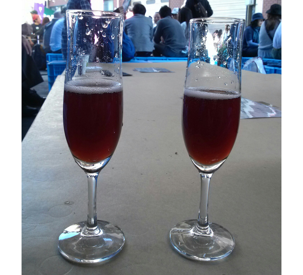 微発泡ワイン