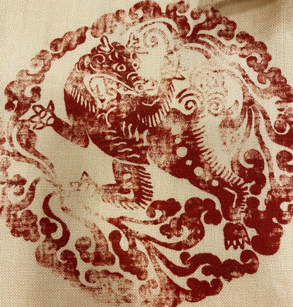 龍と獅子コーディネイト (3)