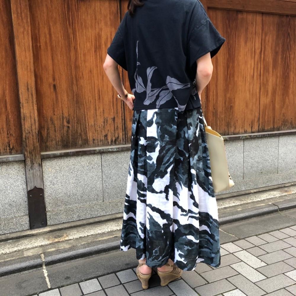 月下美人金魚カービングバッグ (3)